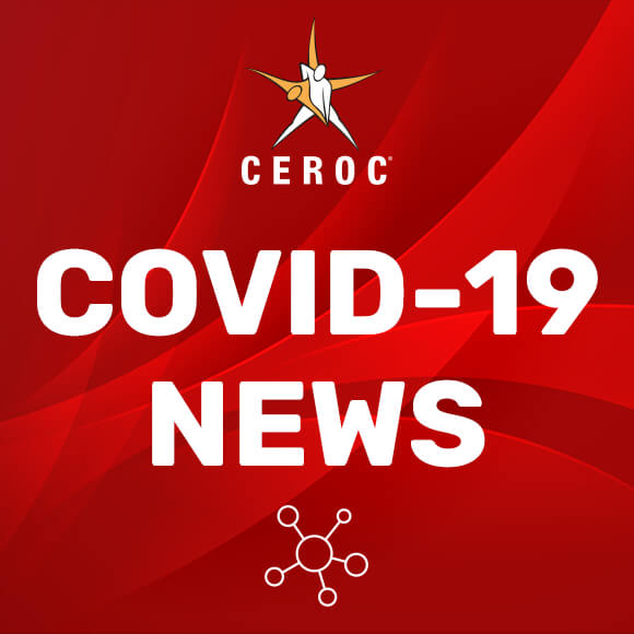 Latest news about COVID-19 and Ceroc