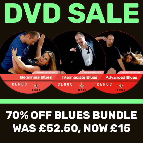 Ceroc's Self-Isolation DVD Sale