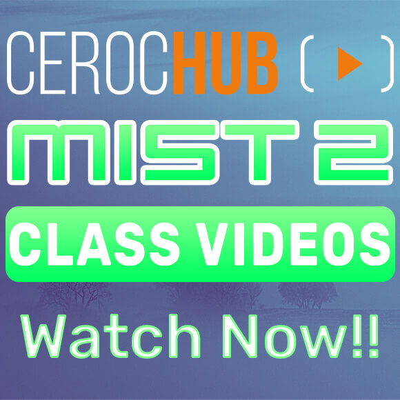 Ceroc Mist 2 class videos via the Ceroc Hub