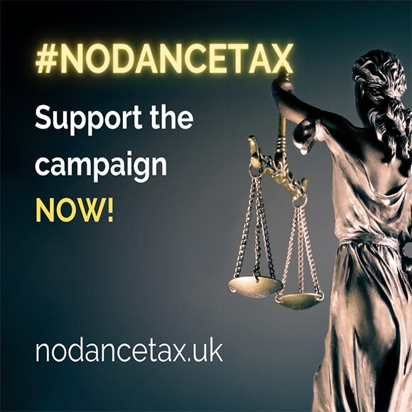 No Dance Tax