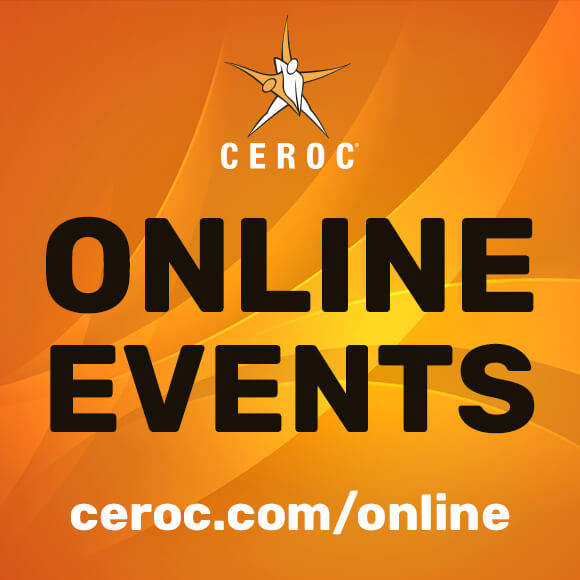 Ceroc events that you can experience online!