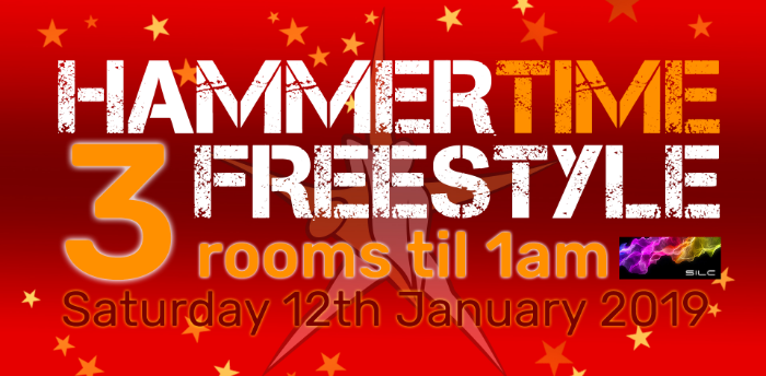 Hammersmith 3 Room Freestyle January 2019