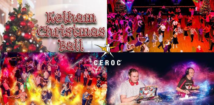 Kelham Hall Christmas Ball