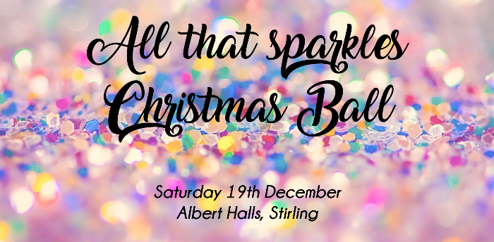 All That Sparkles Christmas Ball at the Albert Halls