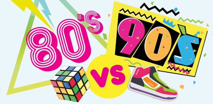 80s vs 90s Freestyle