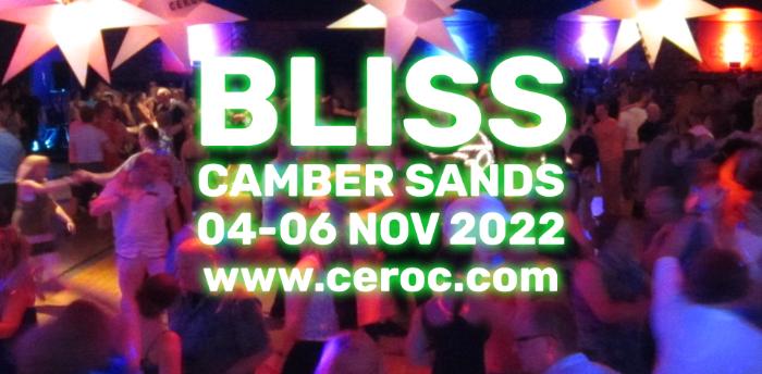 CEROC ESCAPE 'BLISS' 2022 @ Camber Sands