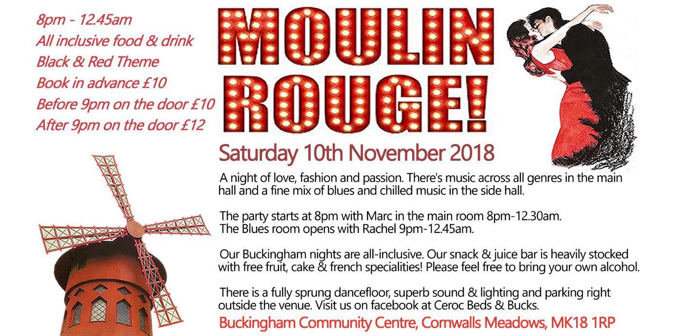 Moulin Rouge Freestyle In Buckingham
