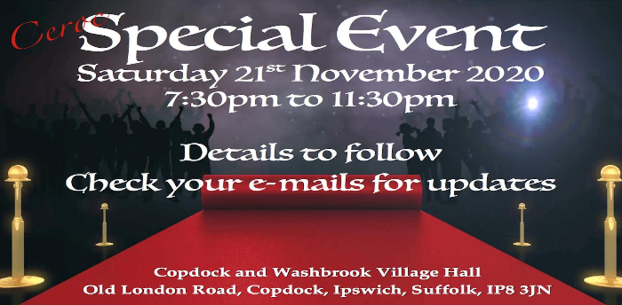 Ceroc Suffolk Special Event