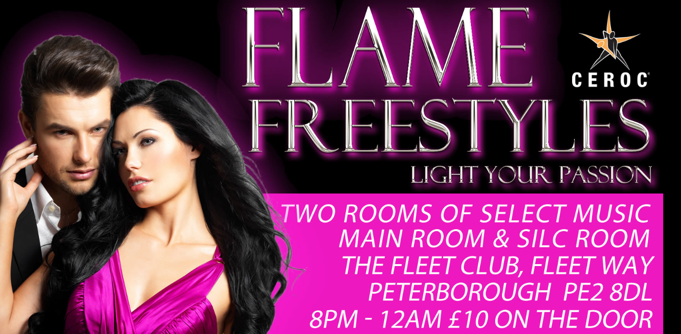 FLAME Christmas Freestyle Peterborough