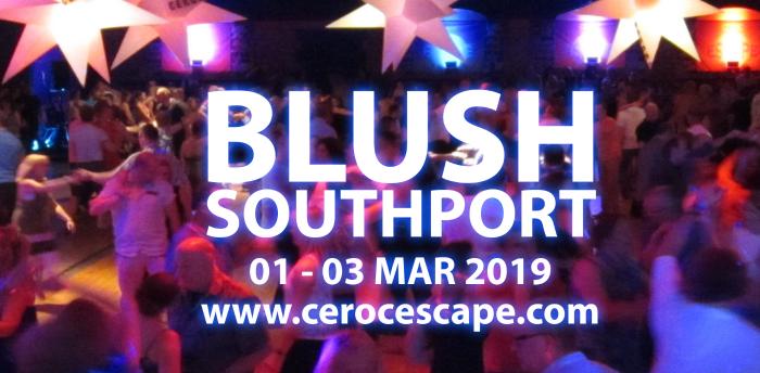 CEROC ESCAPE 'BLUSH' 2019 @ Southport