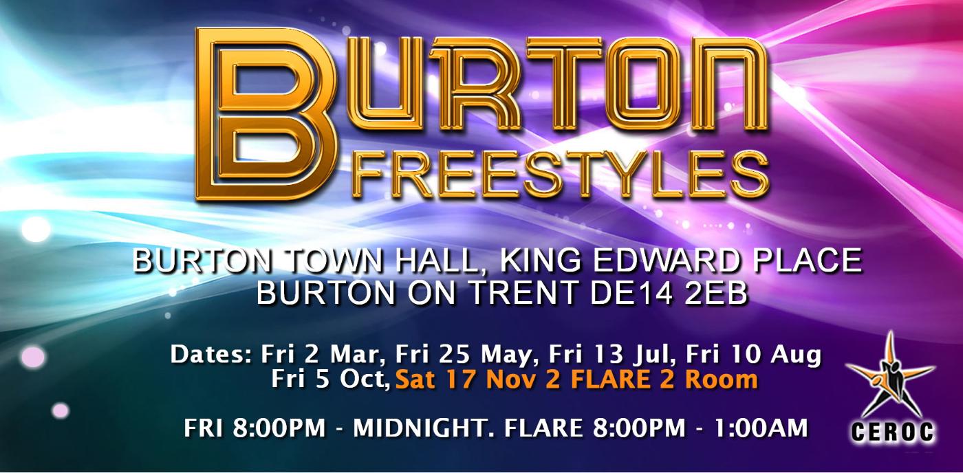 Burton Town Hall Freestyle