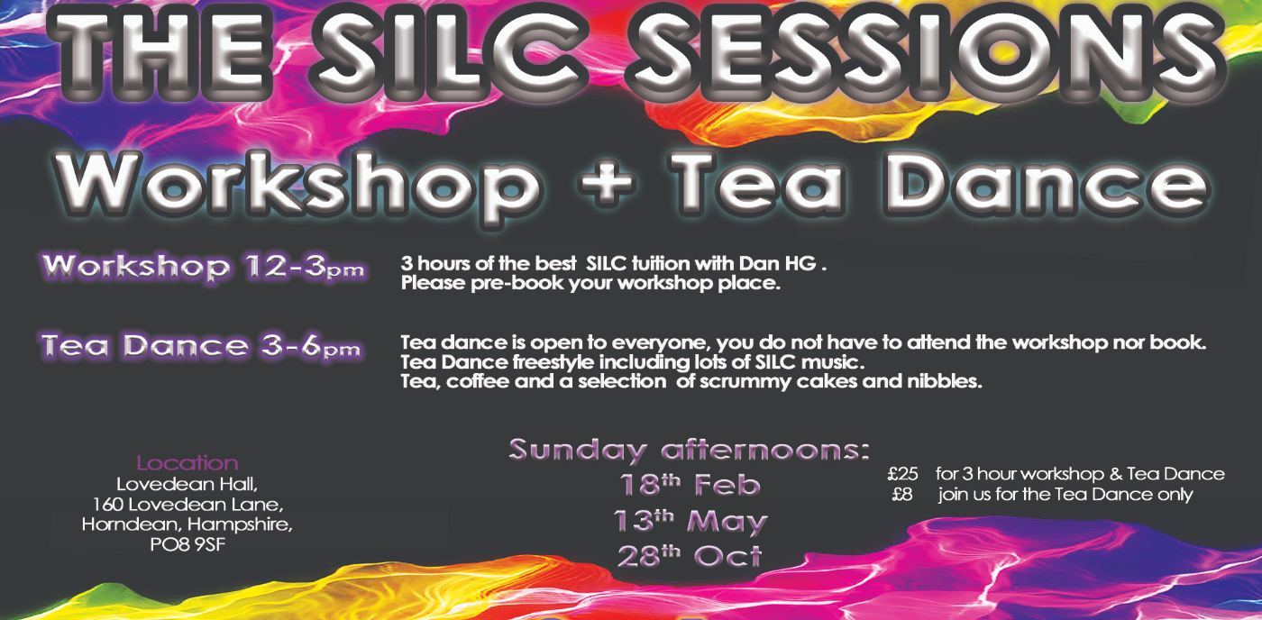 SILC Sessions Tea Dance