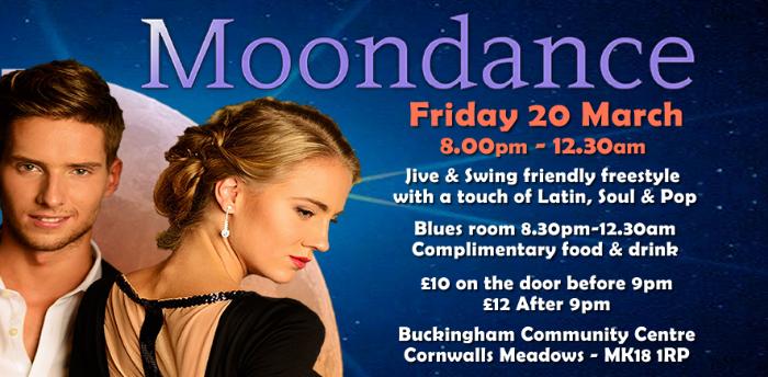 Buckingham Moondance Friday  Freestyle