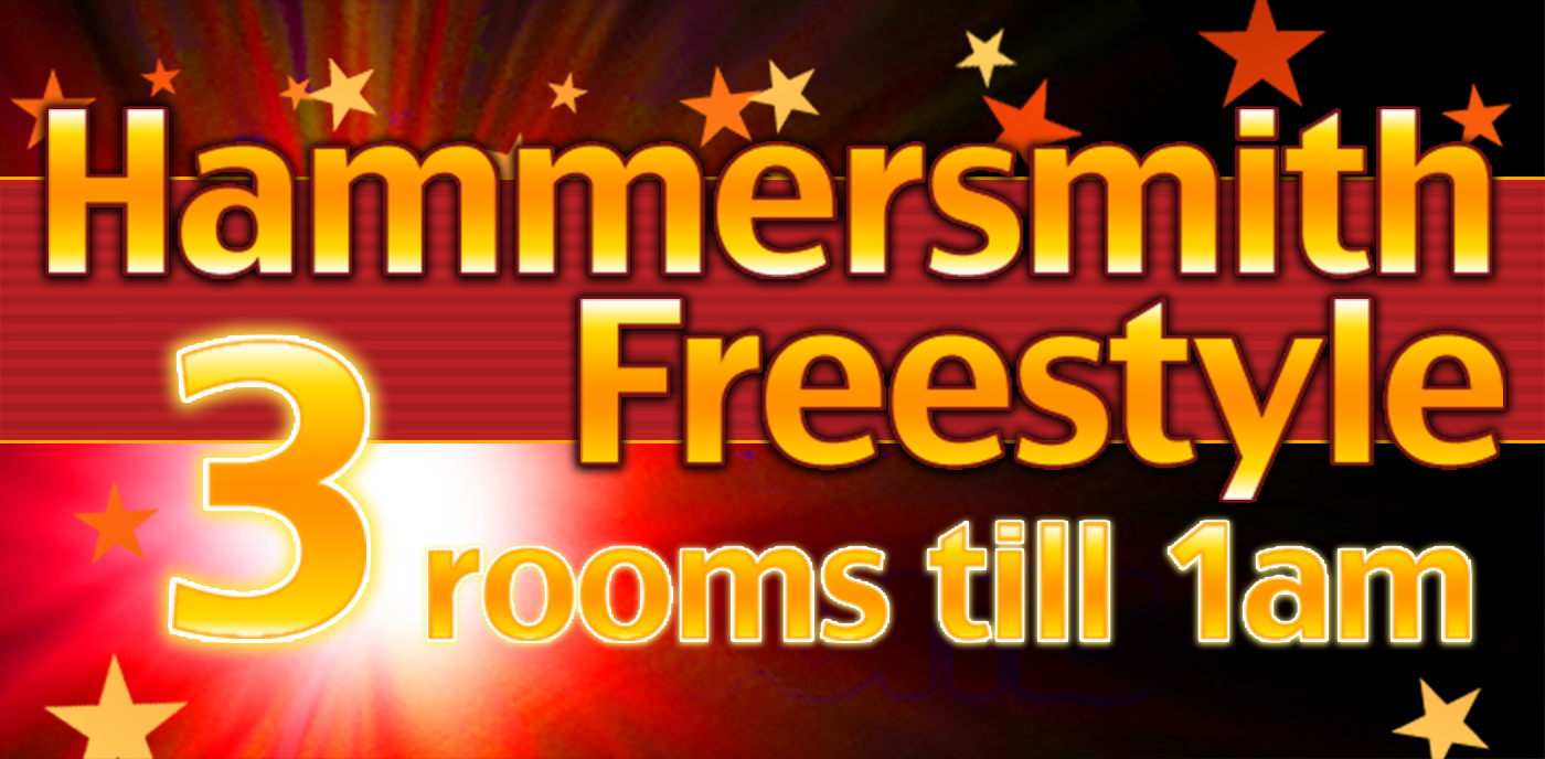 Hammersmith 3 Room Freestyle