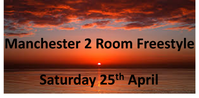 Manchester 2-Room April Freestyle