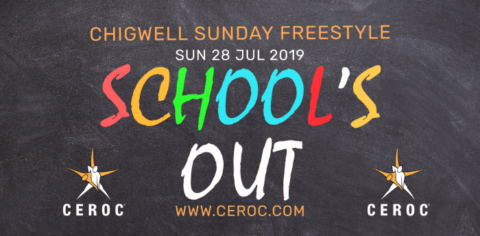 Chigwell 'SCHOOLS OUT' Sunday Freestyle