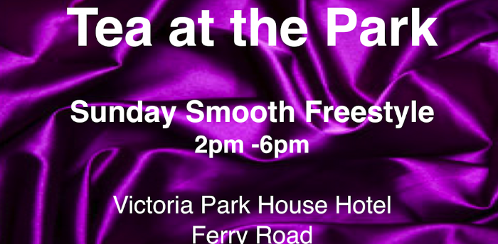 Tea at the Park - Sunday Smooth Freestyle