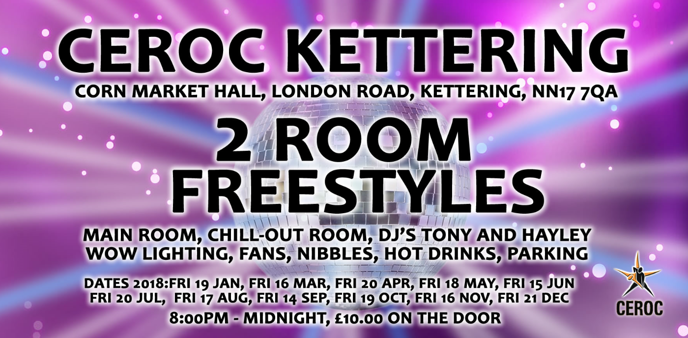 Kettering 2 Room Christmas Freestyle