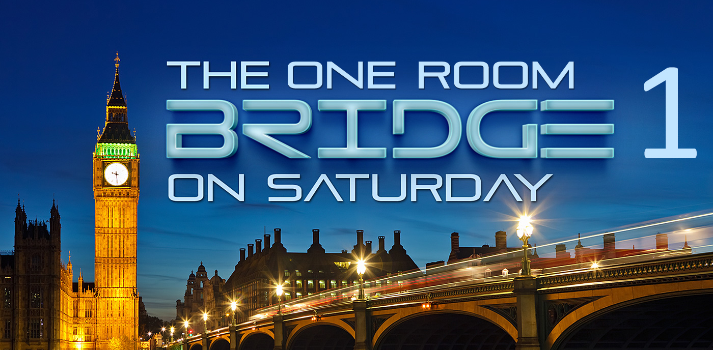 The Bridge on Saturday - Main Room Only