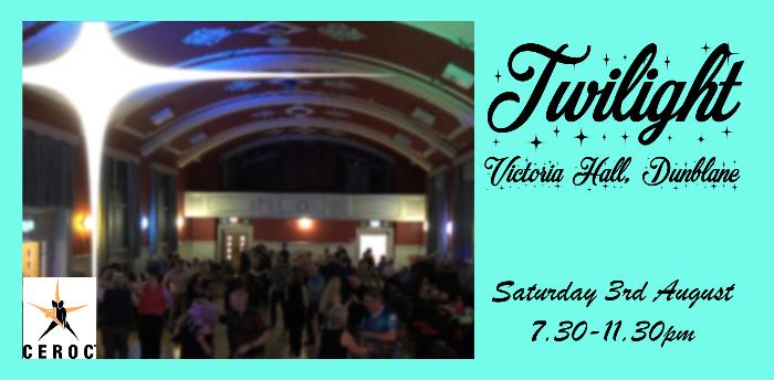Dunblane: Twilight at Victoria Hall