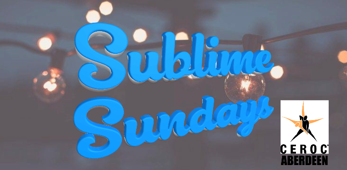 Sublime Sunday September