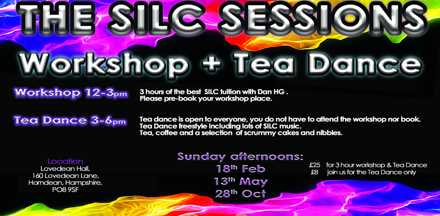 SILC Sessions Workshop + Tea Dance