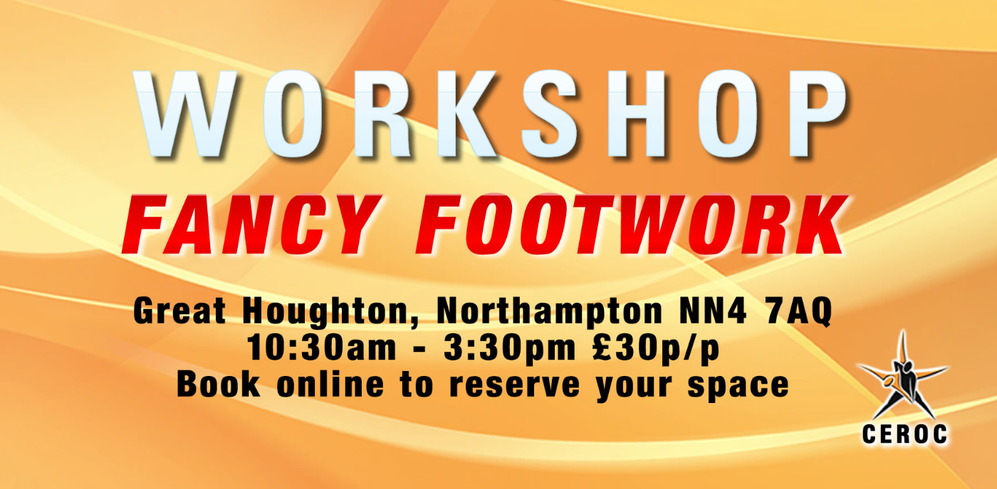 Fancy Footwork Workshop - Northampton