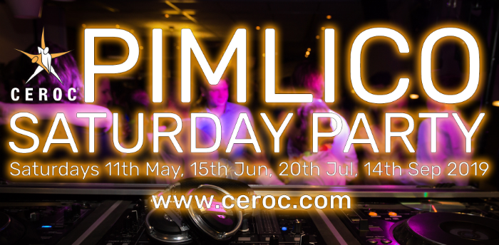 Pimlico Saturday Party Freestyle June  2019