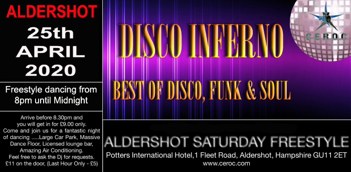 Aldershot Saturday Freestyle