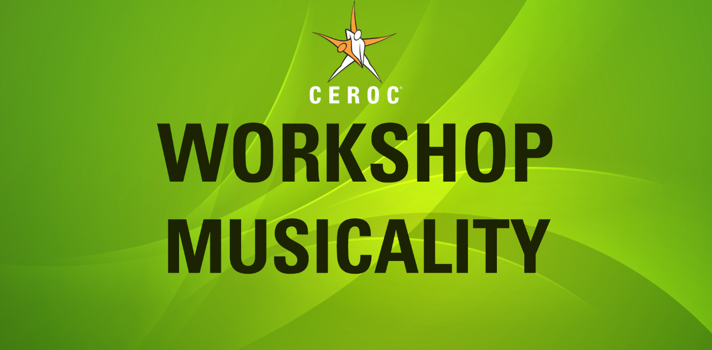 [POSTPONED] Secrets of Musicality Workshop