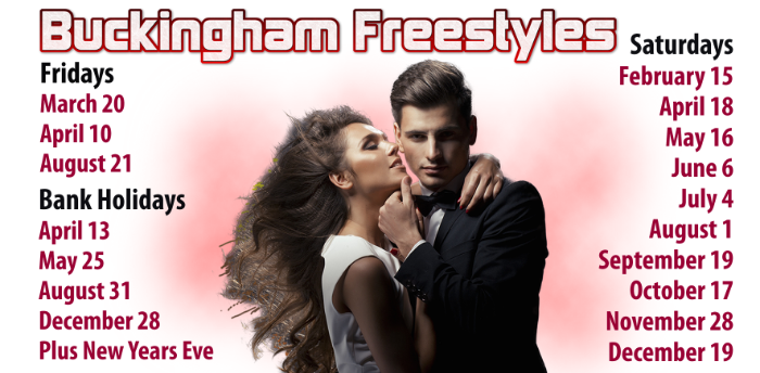 Buckingham Saturday Night Freestyle