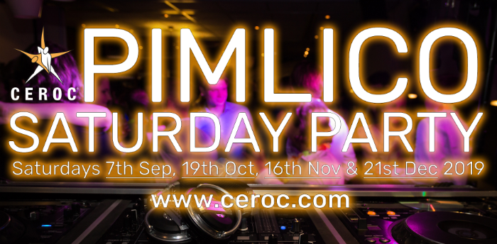 Pimlico Saturday Party Freestyle September 2019