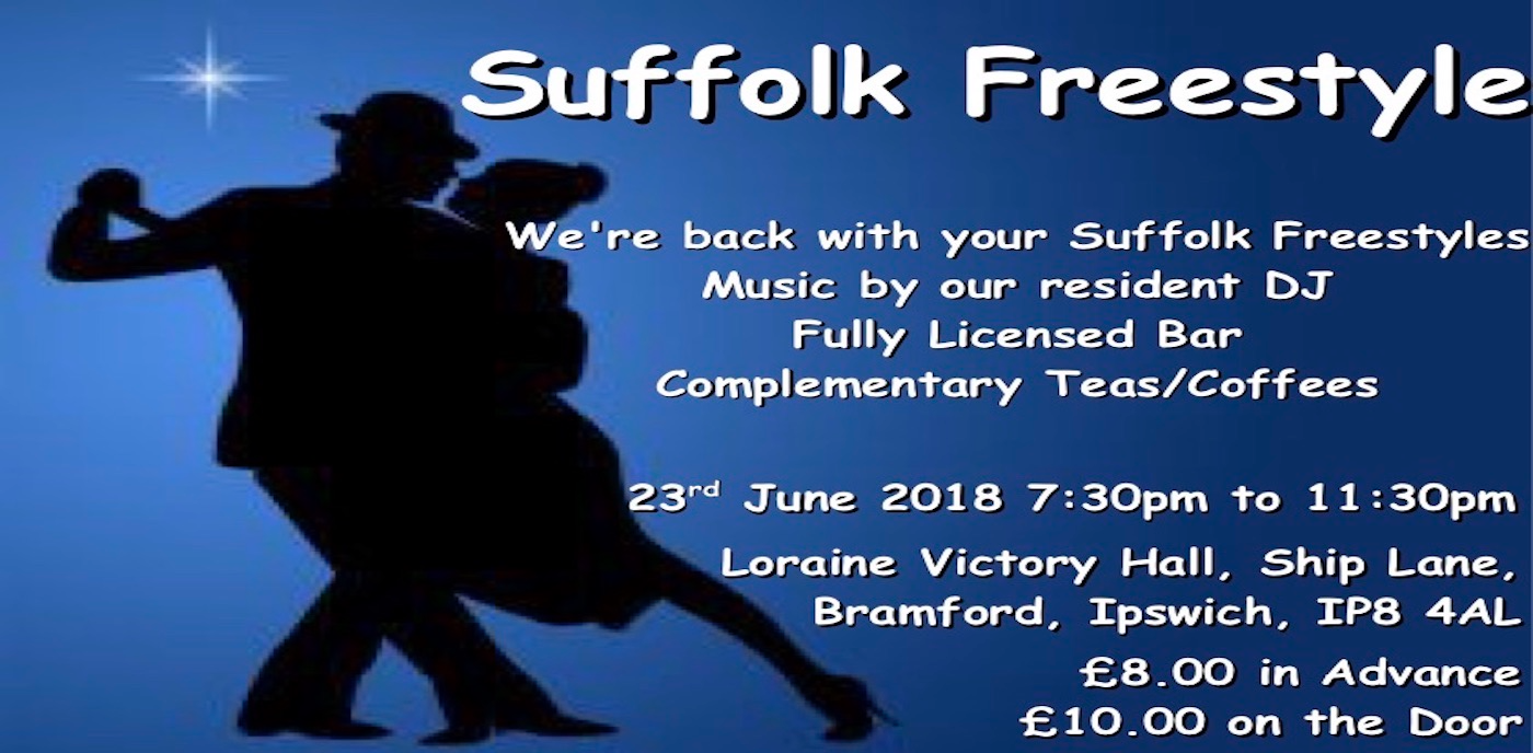 Suffolk June Freestyle