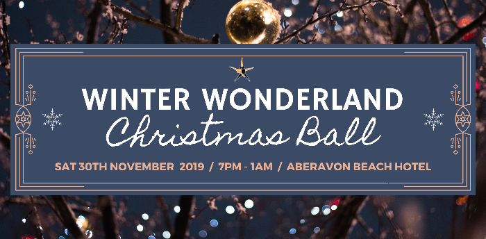 Winter Wonderland Christmas Ball