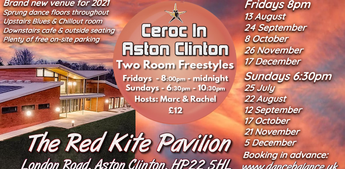 Aston Clinton Two Room Sunday Evening Freestyle