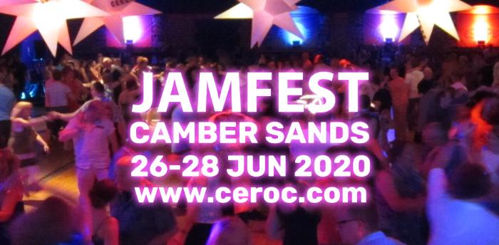 CEROC ESCAPE 'JAMFEST' 2020 @ Camber Sands