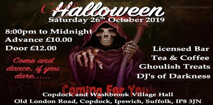 Suffolk Halloween Freestyle