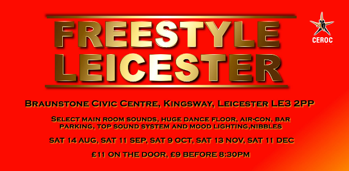 Leicester Freestyle