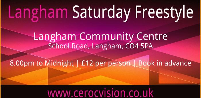 Langham 2 Room Freestyle