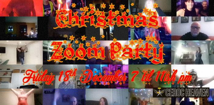 Ceroc Heaven Christmas Zoom Party