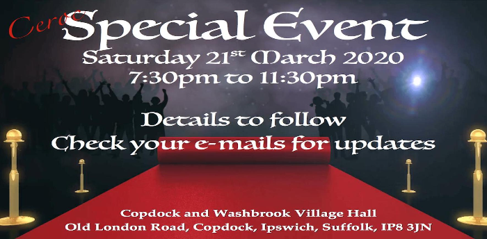Ceroc Suffolk Special Event