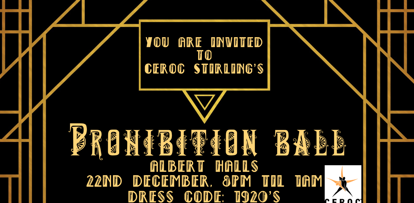 Prohibition Ball at The Albert Halls