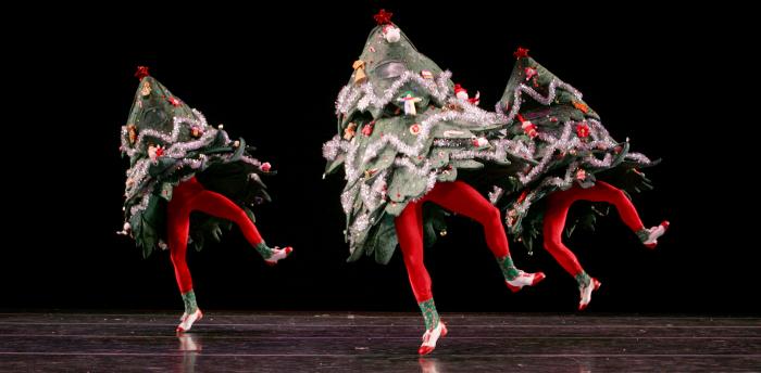 Ceroc Zeal Christmas Ball