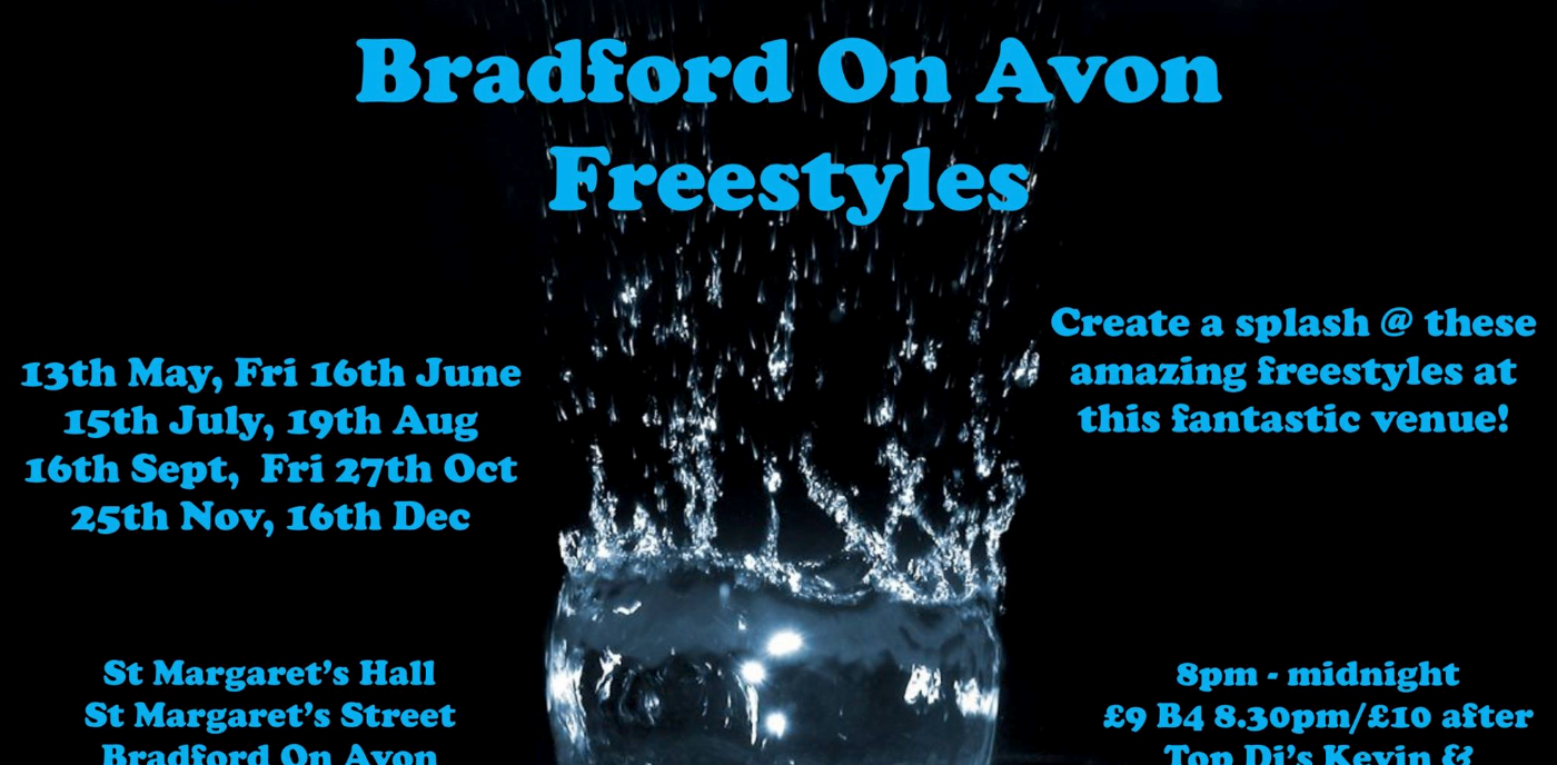 Bradford on Avon freestyle