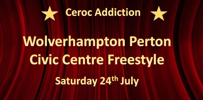 Ceroc Addiction Wolverhampton Perton Freestyle