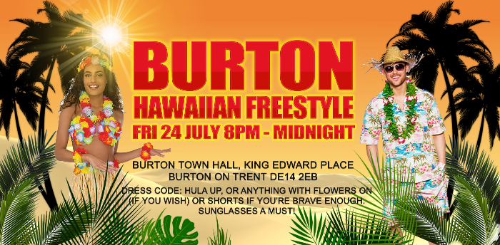 Burton Hawaiian Freestyle Party