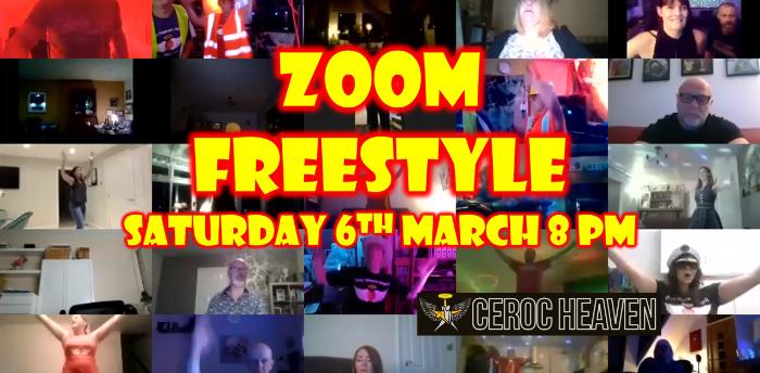 Ceroc Heaven Zoom Freestyle
