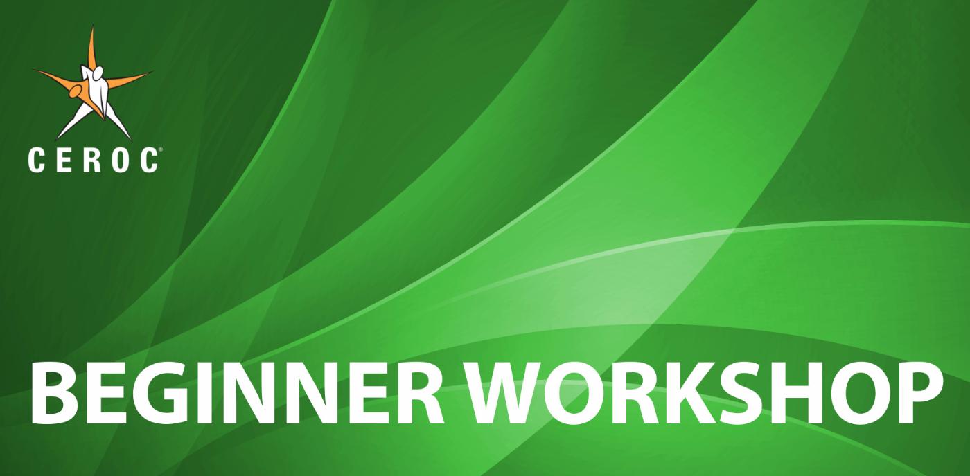 Manchester Beginner Workshop