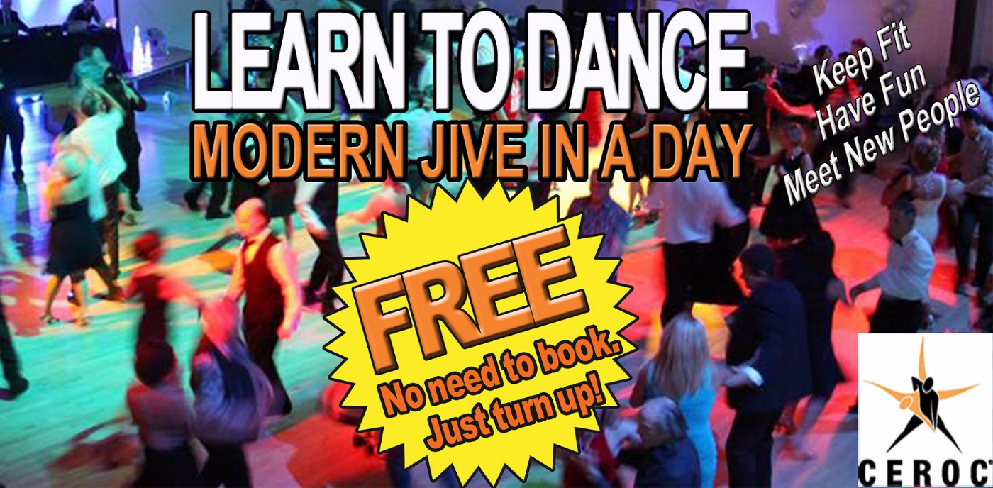 FREE Beginners Learn To Dance In A Day Workshop