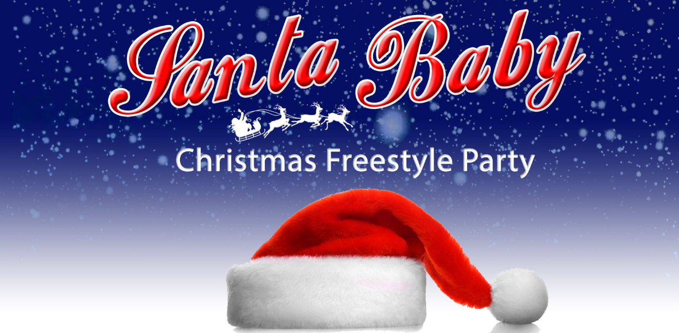 Santa Baby Two Room Freestyle Party